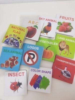 كتيبات اللغة الإنجليزية للأطفال